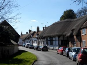 Long Crendon Thatched Cottages