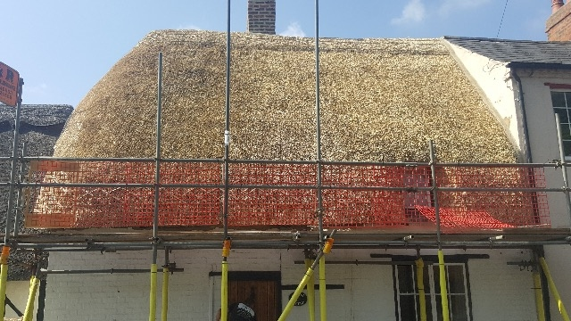 Thatch Roof Long Crendon