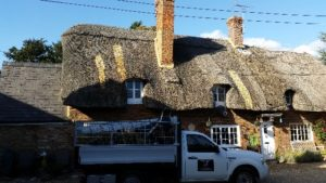 thatched roof Brackley