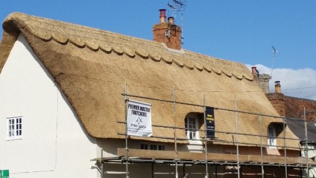 thatching Brackley